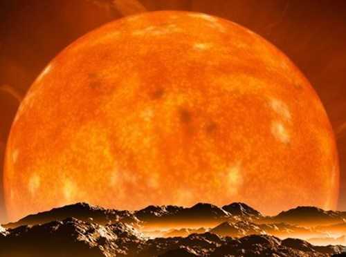 Đến 7,5 tỷ năm nữa, bề mặt của Mặt trời sẽ vươn tới quỹ đạo của Trái Đất.  và hủy diệt hoàn toàn sự sống trên Hành tinh xanh.