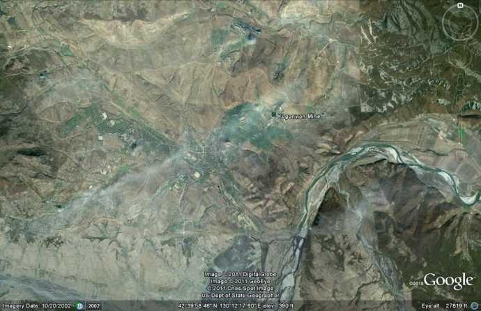 Triều Tiên sở hữu trữ lượng đất hiếm khổng lồ