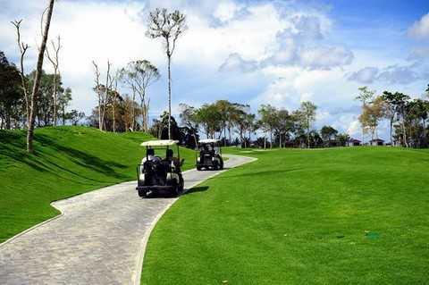 Sân golf 27 lỗ đầu tiên trên đảo Phú Quốc