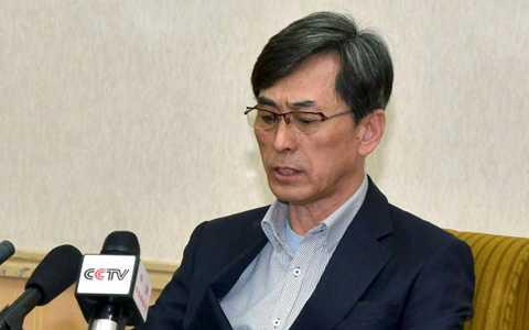 Ông Kim Kuk-Gi tự nhận mình là gián điệp của Hàn Quốc tại Bình Nhưỡng