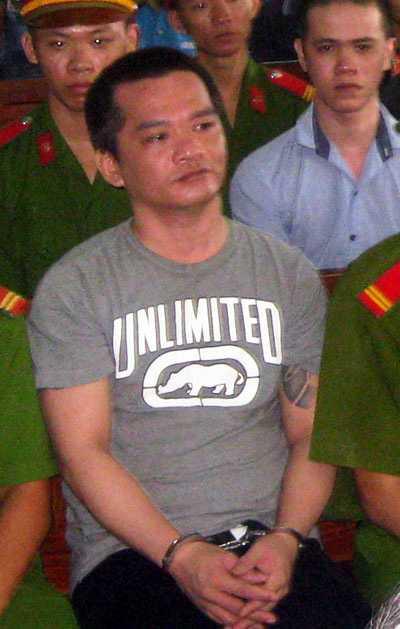 Bị cáo Trương Phong Hiền (Hiền kháp) được cho là kẻ chủ mưu trong vụ án.