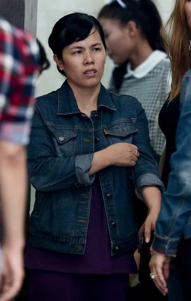 Chị Trang - chị ruột nam người mẫu - là người theo sát em trai chiến đấu với bệnh tật suốt nửa năm qua.