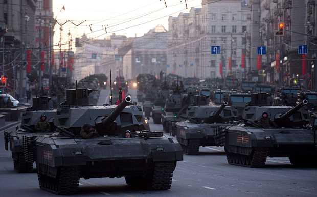 Xe tăng T-14 Armata của Nga