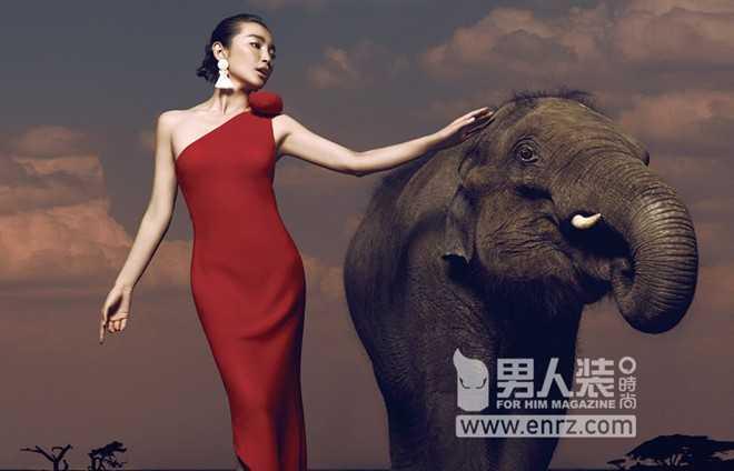 Đây không phải là một sự lựa chọn ngẫu nhiên. Hơn 10 năm nay, người đẹp của Tuyết hoa bí phiến              rất tích cực hoạt động cộng đồng. Cô là đại sứ cho tổ chức bảo vệ môi              trường, đồng hành cùng chương trình Giờ trái đất Trung Quốc hay Quỹ quốc              tế bảo vệ thiên nhiên WWF...
