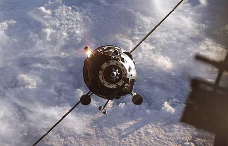 Tàu vũ trụ - Ảnh minh họa
