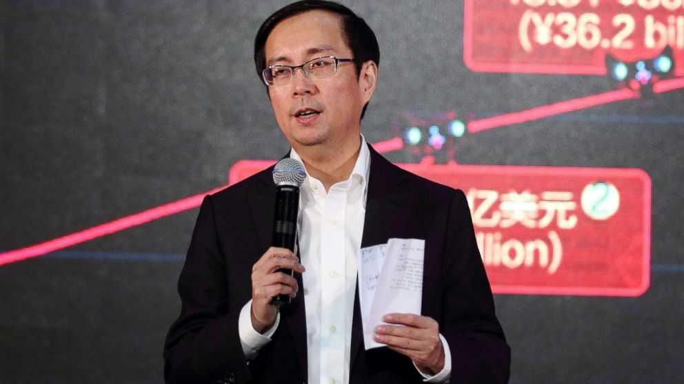 Chân dung Daniel Zhang - vị CEO mới của Alibaba kể từ ngày 10/5 tới