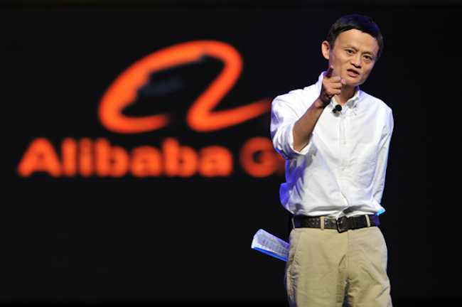 Người sáng lập và chủ tịch của Alibaba Group, tỷ phú số một Trung Quốc - Jack Ma