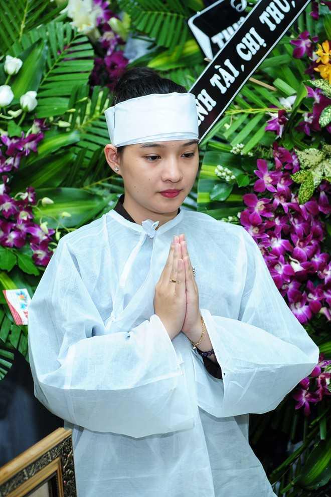 Mẹ chồng muốn Kiều Oanh không phải vướng bận quá nhiều về chuyện buồn khi cô còn rất trẻ. Ảnh: Thành Luân