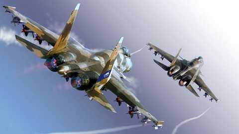 Cuộc duyệt binh hoành tráng nhất lịch sử trên Quảng trường Đỏ cũng có sự góp mặt của những chiếc Su-35