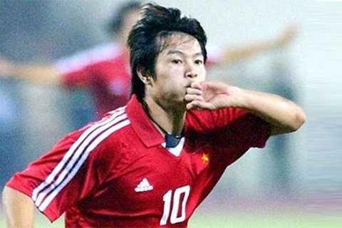 Văn Quyến từng ghi bàn giúp Việt Nam vượt qua Hàn Quốc