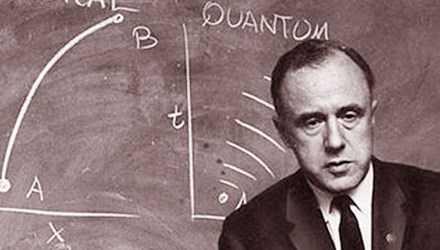 """Nhà vật lý học người Mỹ John Archibald Wheeler - người đưa ra thuật ngữ """"lỗ đen""""."""
