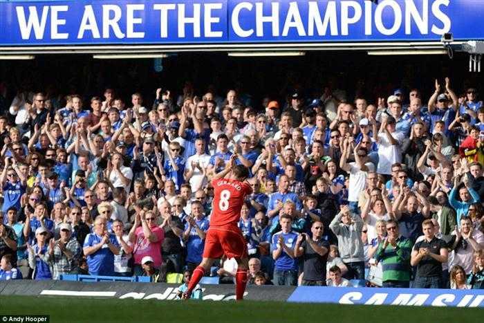 Nếu về với đội của Mourinho, Gerrard đã có thể là nhà vô địch Premier League