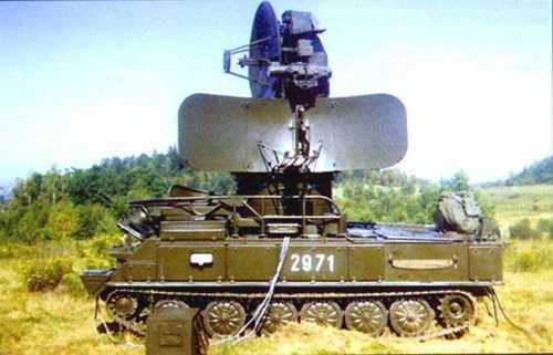 Hệ thống radar 1S91 SURN (Straight Flush).