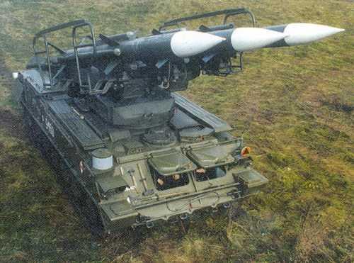Xe phóng tự hành 2P25.
