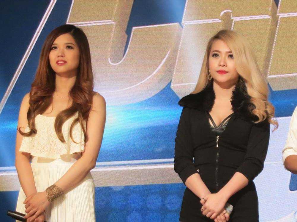 MiA và Thu Giang là hai đại diện đến từ Việt Nam