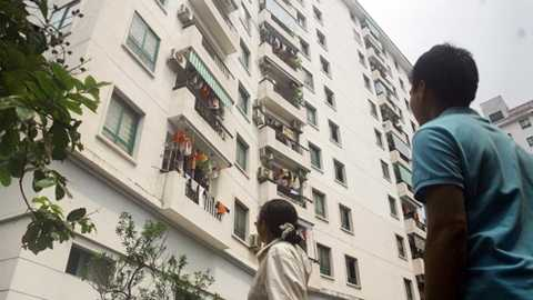 """Mua hay thuê nhà luôn là câu hỏi khiến nhiều người dân Thủ đô """"đau đầu"""" (nguồn internet)"""
