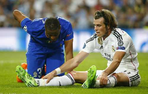 Bale thất bại trong nỗ lực cứu Real