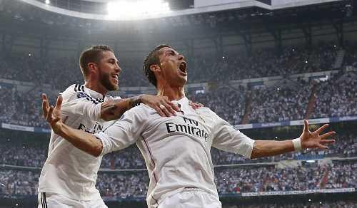 Ronaldo ghi bàn nhưng đá mờ nhạt