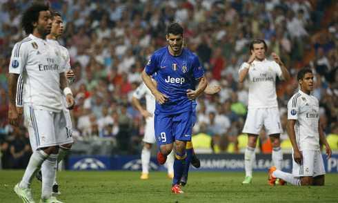 Morata nhấn chìm kỉ nguyên Real