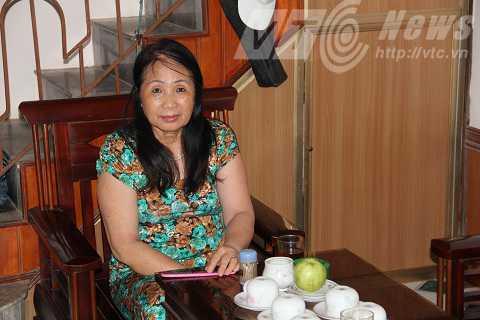 Bà Trần Thị Hợi
