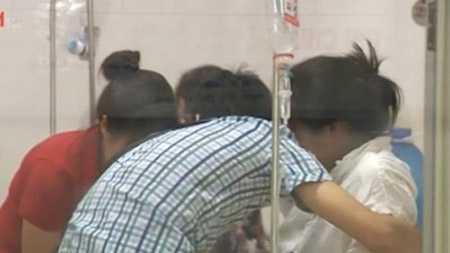 Thai phụ - nạn nhân vụ sập cần cẩu có nguy cơ sinh non.