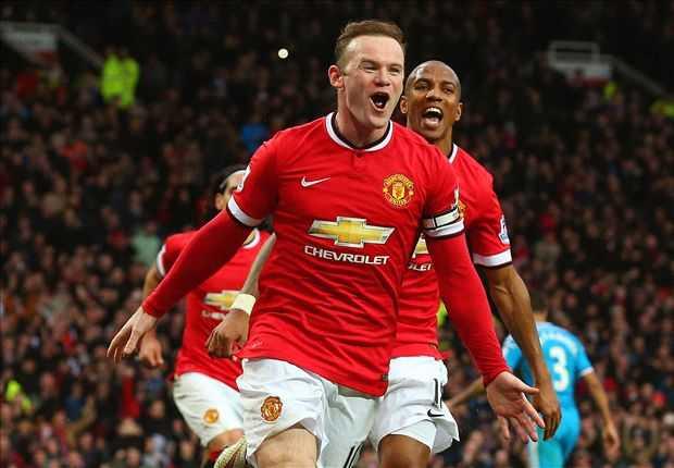 Wayne Rooney luôn có duyên khiến Arsenal nhận trái đắng