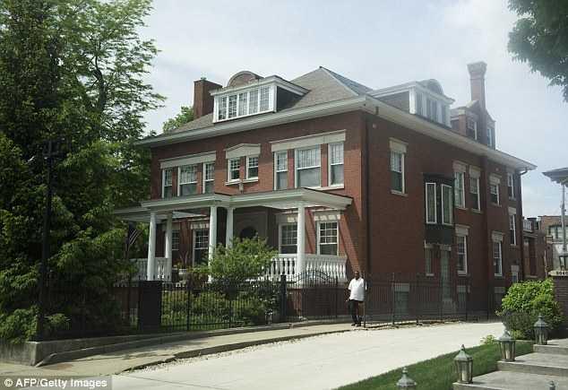 Căn nhà tại Chicago của Tổng thống Mỹ