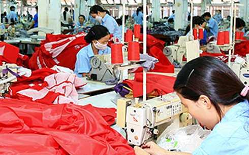 Hiện có khoảng 2,5 triệu công nhân đang làm việc tại 6.000 nhà máy trên toàn quốc