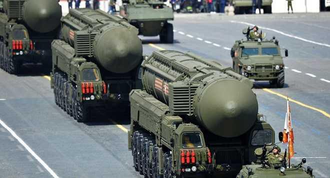 Vũ khí hạt nhân của Nga