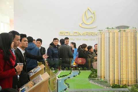 Hàng loạt dự án tại khu vực Tây Bắc Thủ đô đã tái khởi động, thu hút sự quan tâm của hàng trăm khách hàng