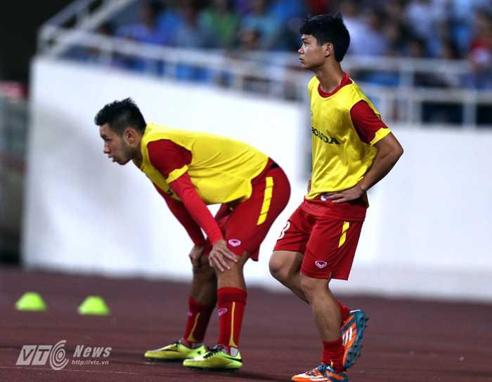 Công Phượng chưa thành công ở tầm U23 VN lẫn ĐTQG (Ảnh: Quang Minh)