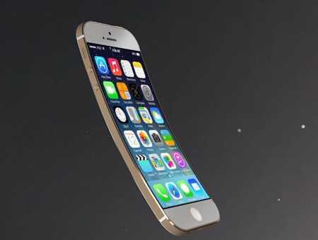 iPhone sẽ độc đáo hơn với màn hình cong