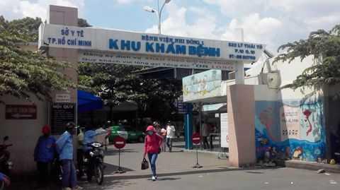 Bệnh viện Nhi Đồng 1, TP.HCM