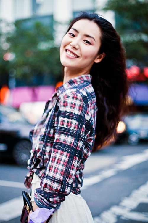 Vẻ đẹp tươi tắn của siêu mẫu giàu nhất Trung Quốc