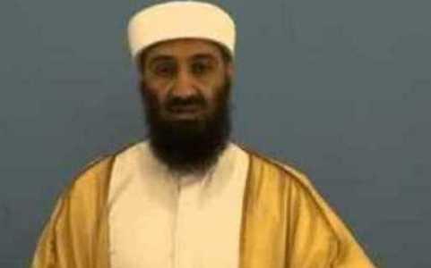 Bin Laden xuất hiện trong đoạn video dự định phát tán đến người dân Mỹ