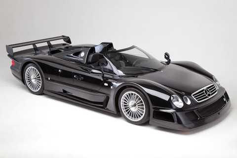 Chiếc xe được đem đấu giá này chỉ có một chiếc duy nhất tại Mỹ và mới chỉ lăn bánh đúng 6km.