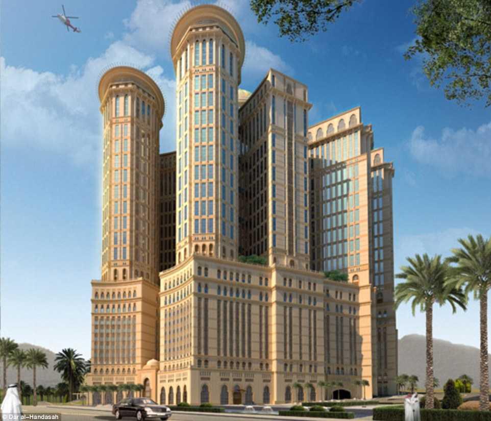 Đây sẽ là khách sạn lớn nhất thế giới sau khi hoàn thành