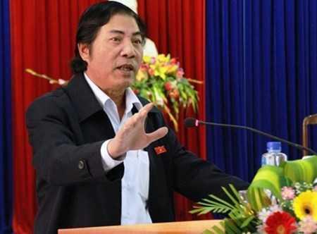 Ông Nguyễn Bá Thanh, nguyên Trưởng ban Nội chính T.Ư, nguyên Bí thư thành ủy Đà Nẵng.