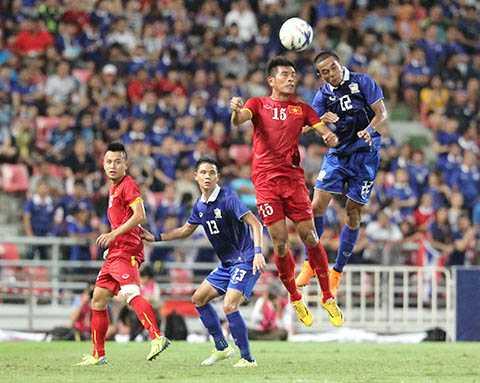 Người Thái vẫn hơn bóng đá Việt một cái đầu
