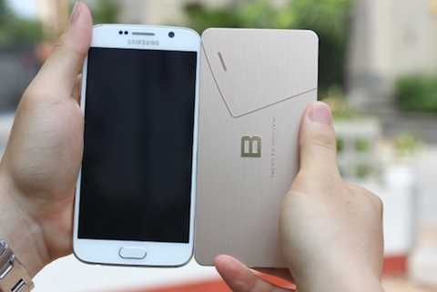 Thiết kế Bphone được cho là ngang ngửa với Samsung Galaxy S6