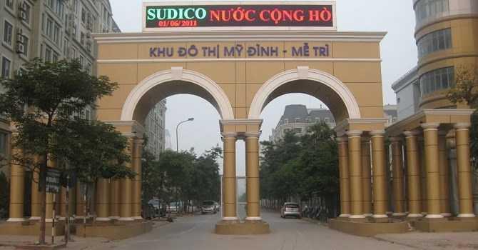 Nhiều người đang hoài nghi các kế hoạch vực dậy Sudico.