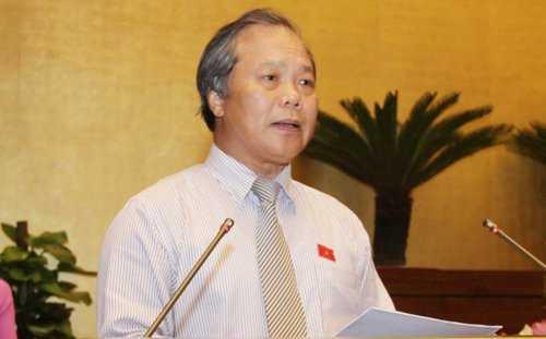 Chủ nhiệm Ủy ban pháp luật của Quốc hội Phan Trung Lý