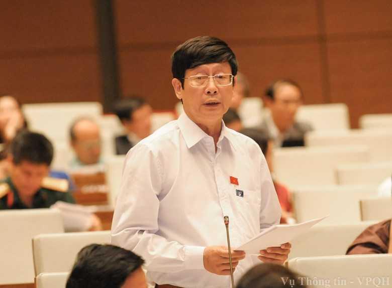 Đại biểu Đỗ Mạnh Hùng (Thái Nguyên)