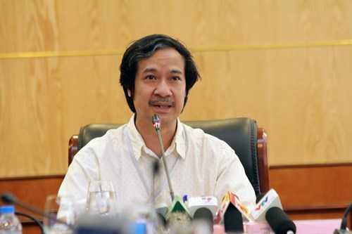 PGS. Nguyễn Kim Sơn - Phó Giám đốc Đại học Quốc gia Hà Nội.