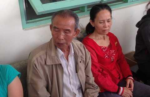 Ông Nguyễn Văn Tám người thoát chết nhờ nhường chỗ.