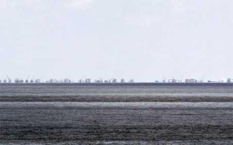 Hình ảnh vệ tinh cho thấy Trung Quốc đang rầm rộ cải tạo bãi đá Xu Bi