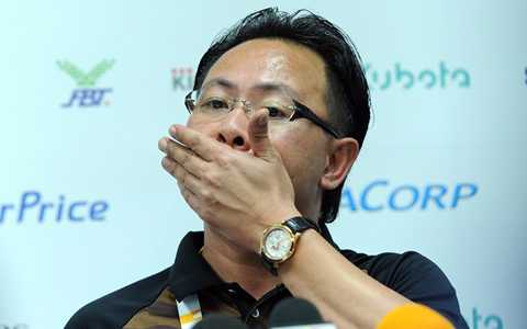 HLV Ong Kim Swee của U23 Malaysia (Ảnh: Zing)