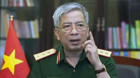 Thượng tướng Nguyễn Chí Vịnh - Ảnh: V.Dũng