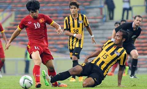 Công Phượng là niềm hy vọng số 1 của U23 Việt Nam