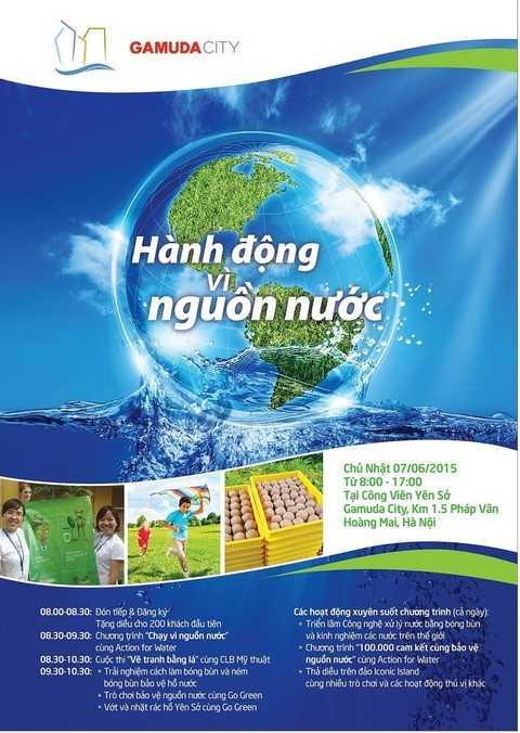 Poster chính thức của chương trình